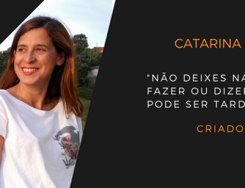 Dream With….. Catarina Melo
