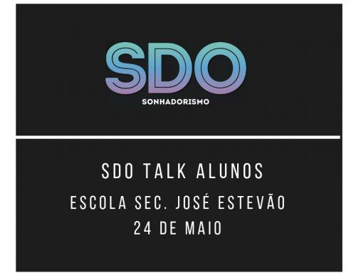 SDO TALK ALUNOS em Aveiro
