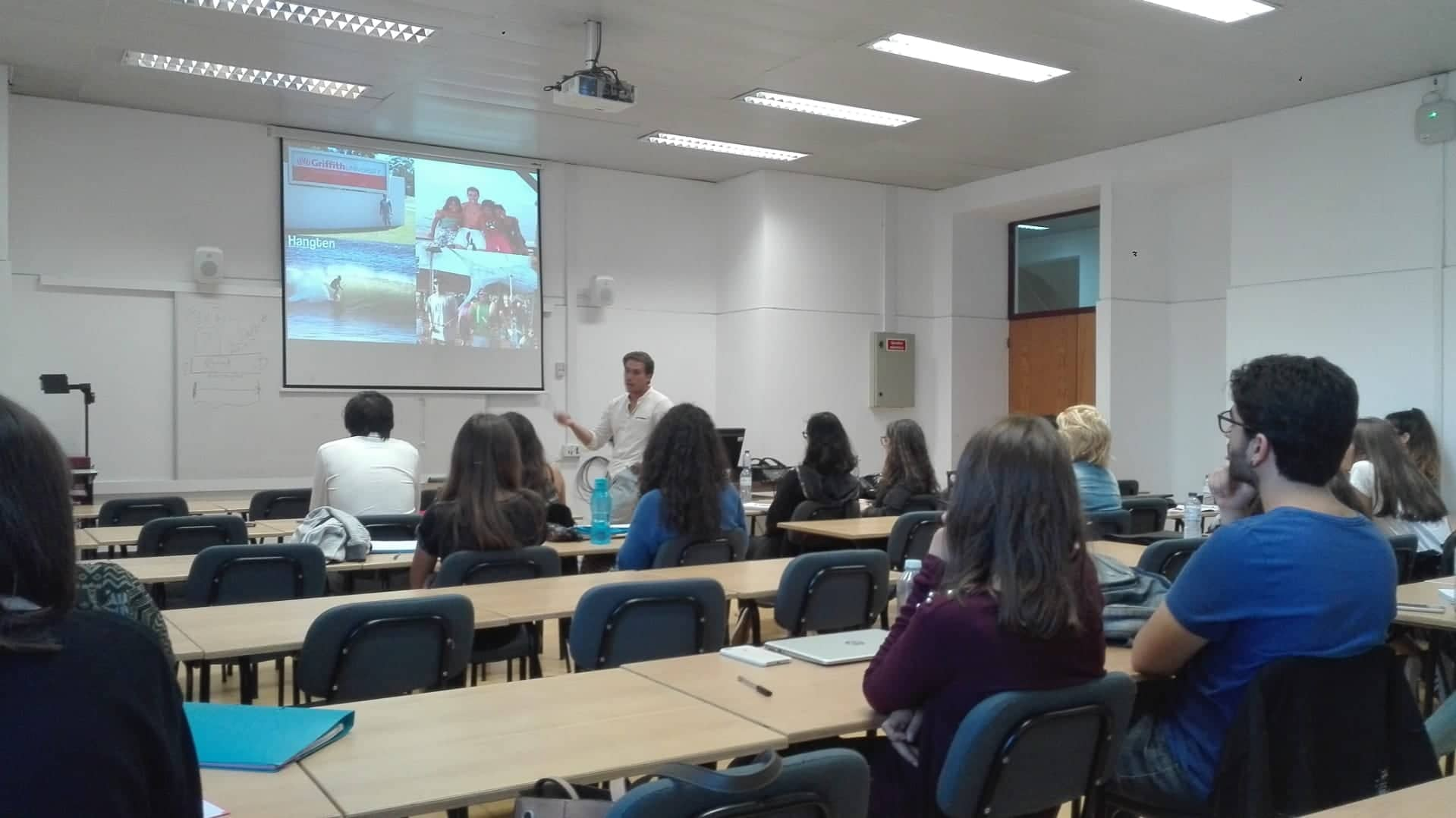 SDO Talk Faculdade Psicologia UC