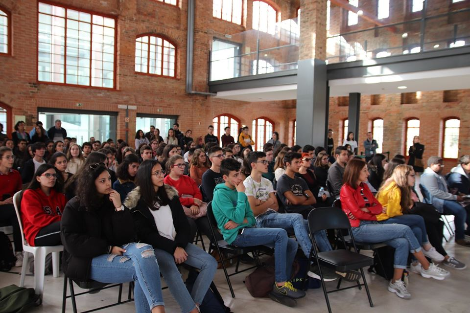SDO Talk em Arganil